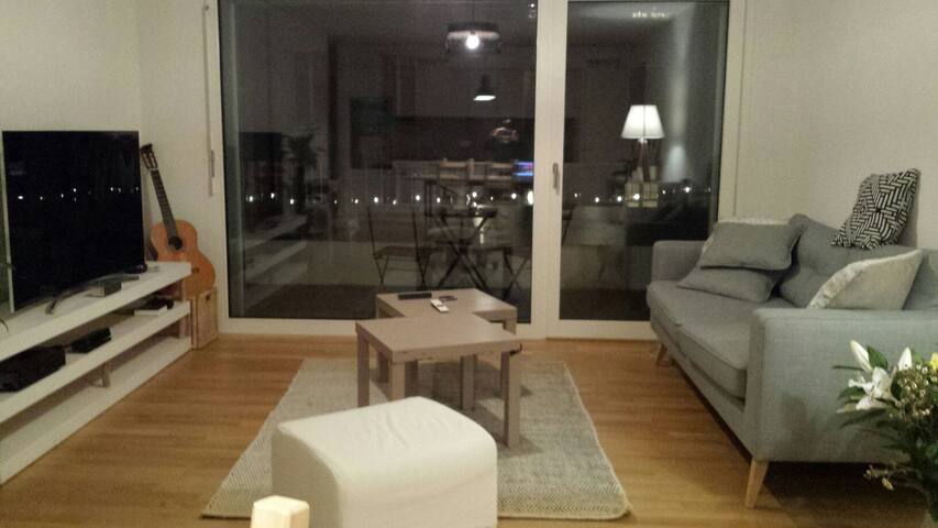 Amazing Flat in Lausanne w/ terrace - Lausanne - Apartamento