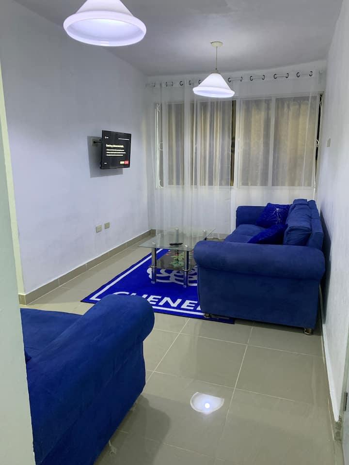 Apto. 305 de 2 habitaciones, 6 huésped