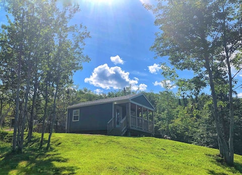 Mountainside Cabin along The Cabot Trail #3