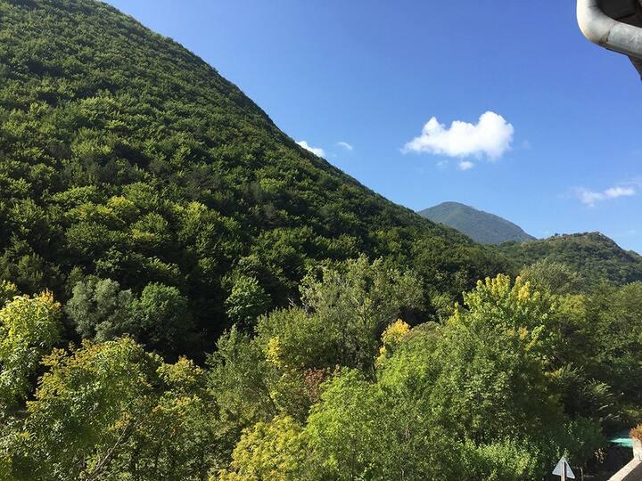Casa a Villetta Barrea, cuore del Parco d'Abruzzo