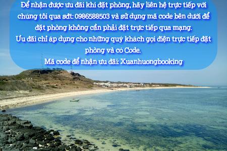 Homestay Xuân Hương - đảo Phú Quý