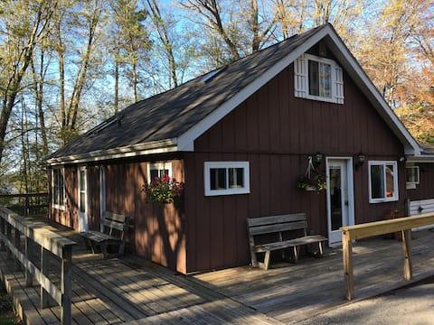 Lambeau Field Cabin