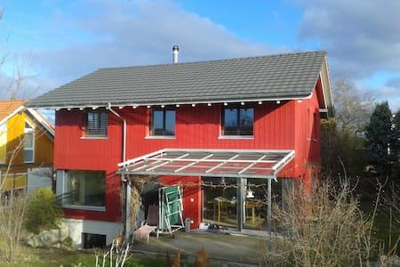 neues Holzhaus - Hofstetten-Flüh - Ház