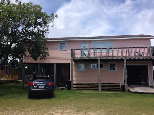 Hatteras Village Ocean Side Apartment