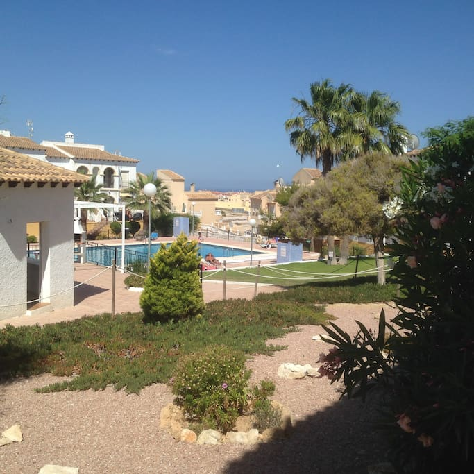 Appartement Terrasse Wifi Pool Apartments For Rent In San Miguel De Salinas Comunidad