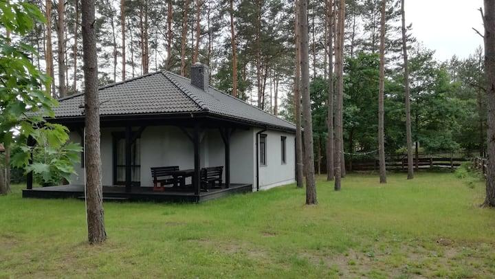 Dom na Mazurach - Miłuki
