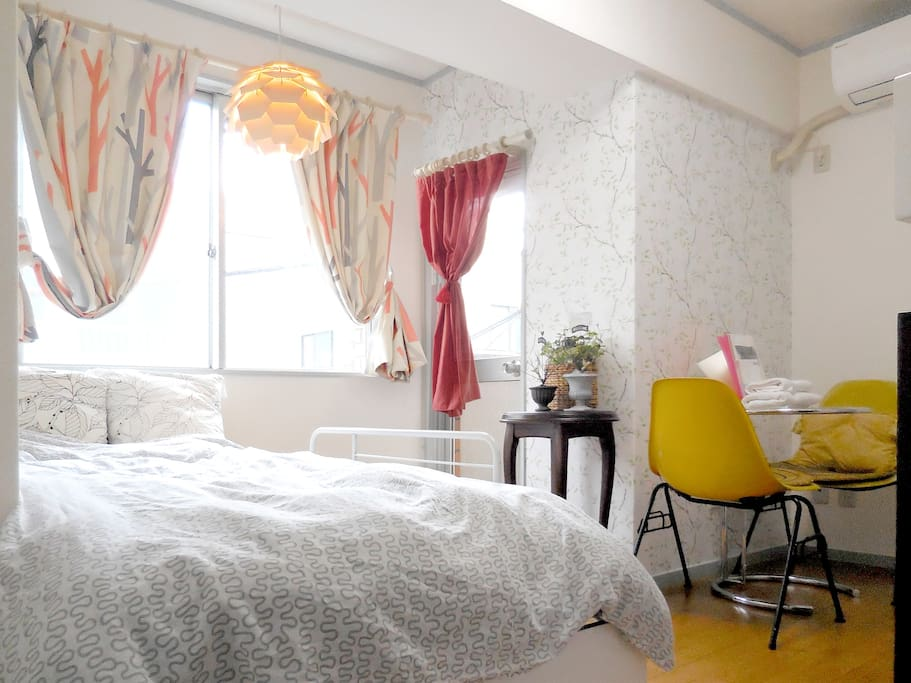 Nishi-nippori room