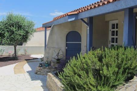 Maison individuelle dans village typique de l'Aude - Fontiès-d'Aude - Casa