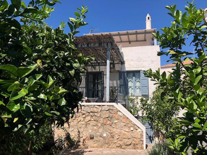 Summer Villa Zefiros, close to Kaiki beach