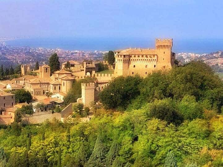 La Casa del Castello