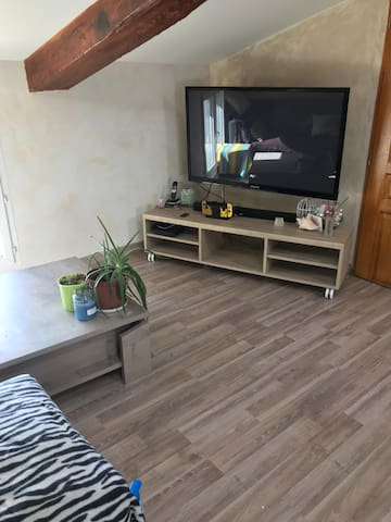 appartement F2 cosy
