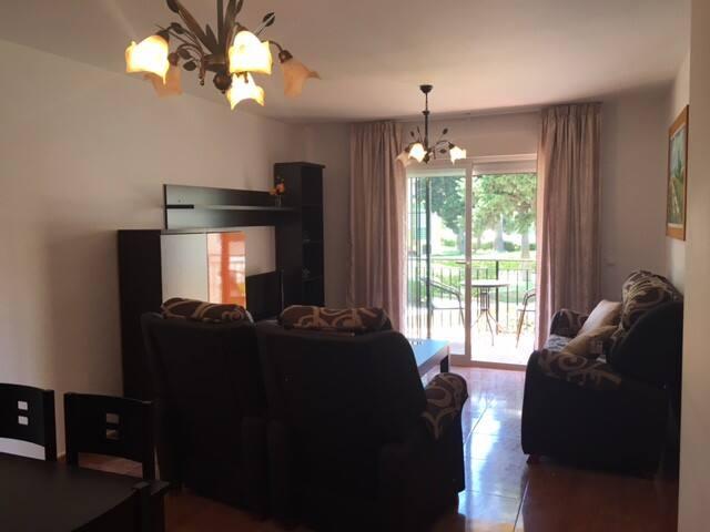Piso cerca de la playa, acogedor y tranquilo - Algarrobo - Apartment