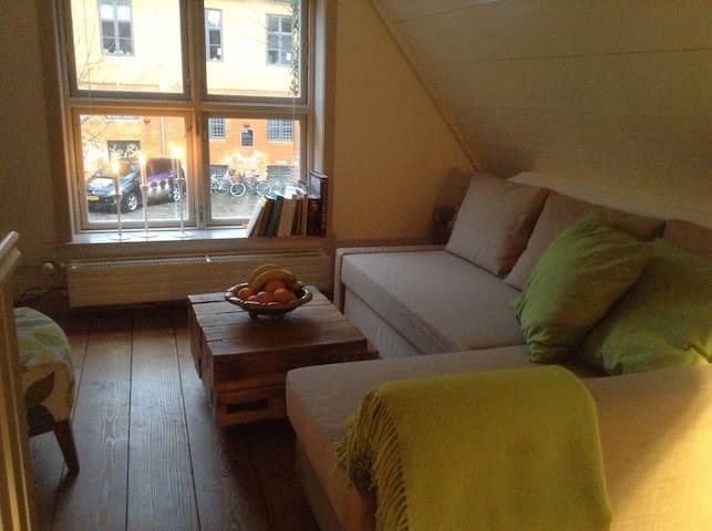 Bo i hjertet af Aarhus - Århus - Huoneisto