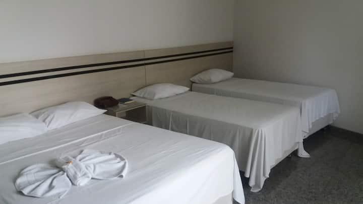 Belas Artes Hotel: sua segunda casa.