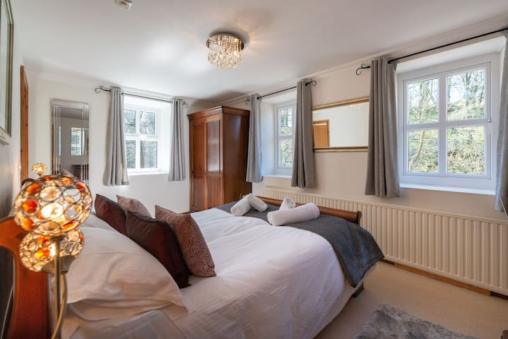 Leagram Bedroom  Luxury self catering lancashire