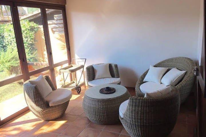 Villa con Giardino a 100m dal Mare - San Felice Circeo - Villa