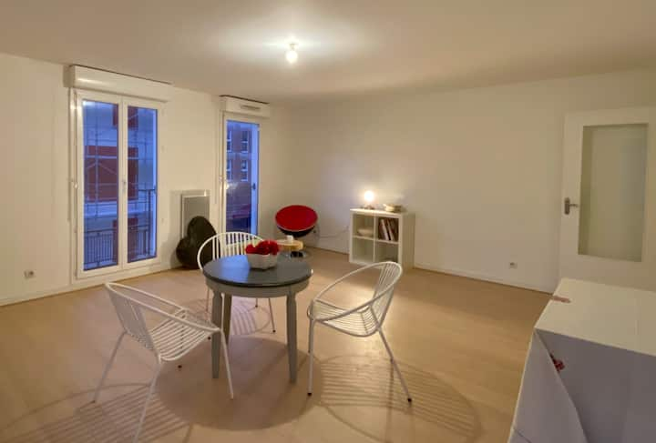 Appartement 75m2 proche Chartres