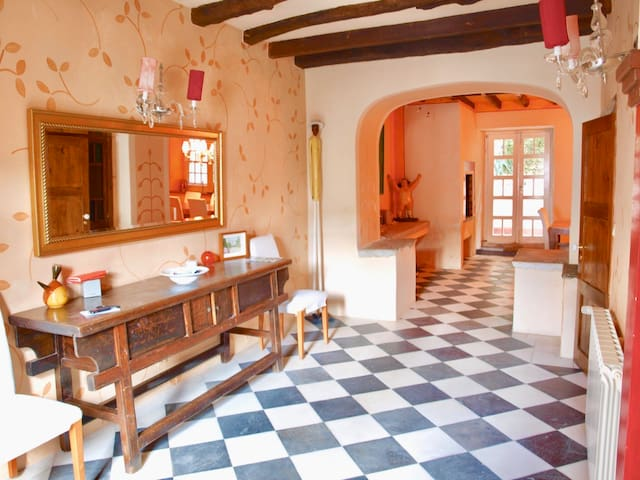 Charming townhouse between beaches and Sintra - Colares - Dom
