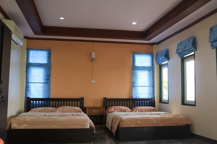 Family Room - BaanKhaoNoi Resort