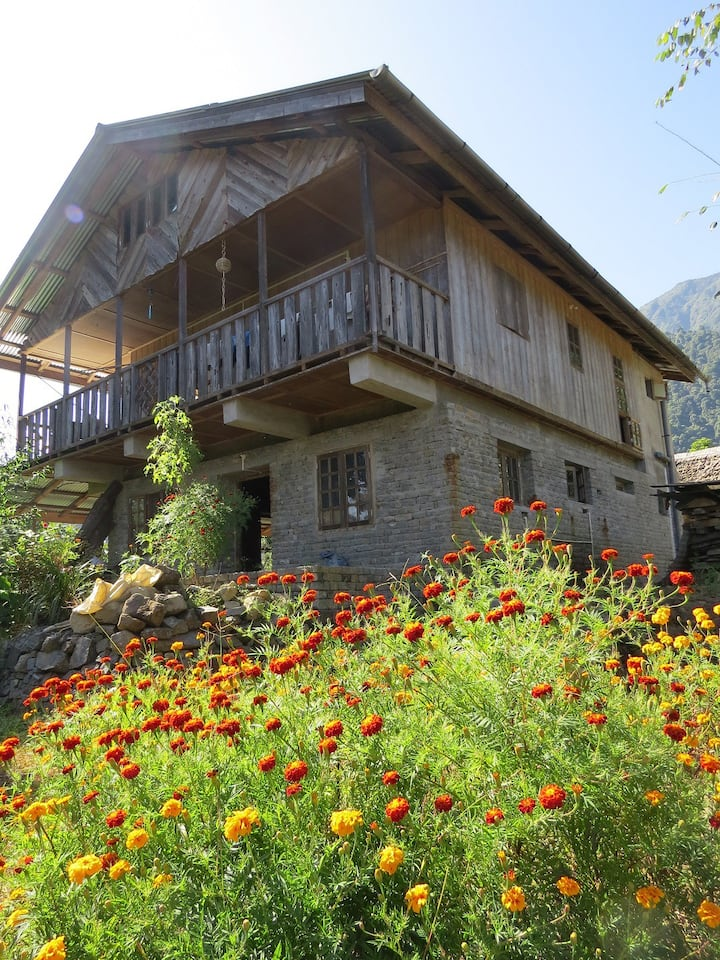 Sikkim Lake House Part2
