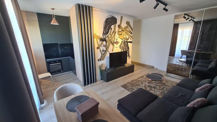 Apartament Floreasca, Nord, Barbu Vacarescu