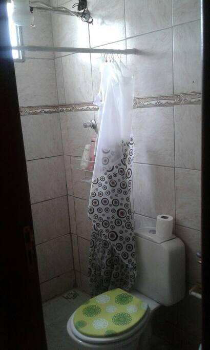 banheiro privado