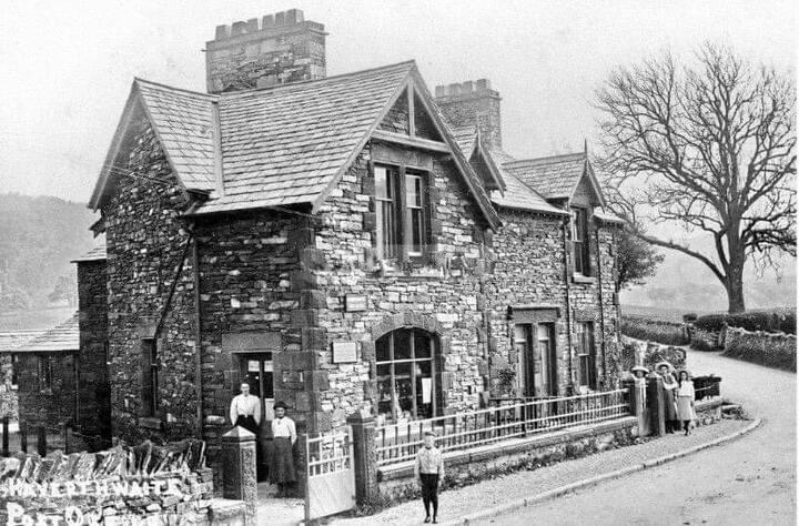 Crow Crag Cottage Haverthwaite. Lake District NP