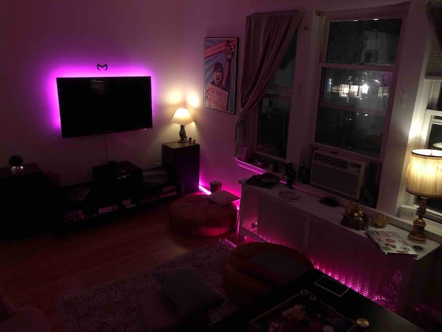 Surround Light and Sound Ultra Smart 1 Bedroom Apt