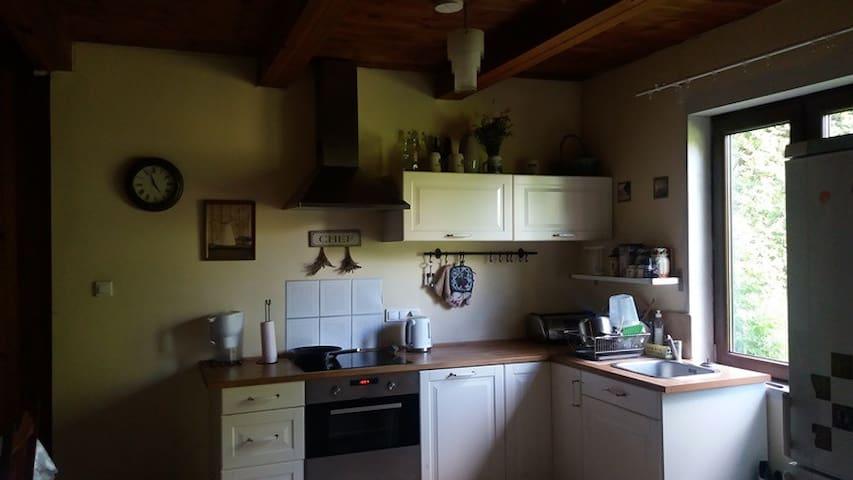 Mały domek w otulinie Parku Krajobrazowego - Glinianka - Dom