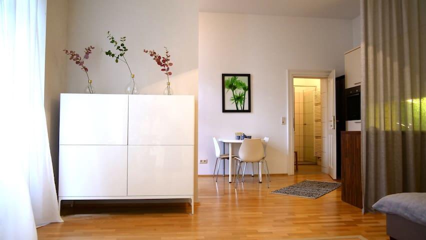 Ruhige Wohnung mit Grünblick im 7. Bezirk