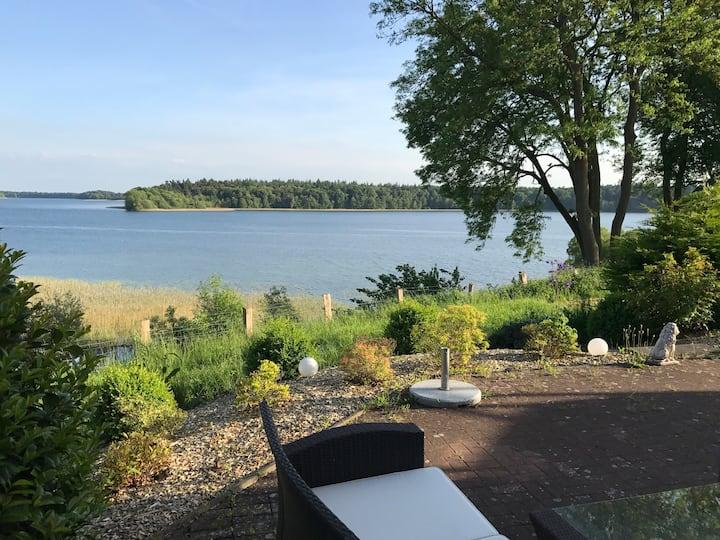Schaalseewohnung - Luxus am See