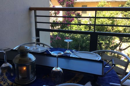 Cosy family love nest best situated - Cavalaire-sur-Mer