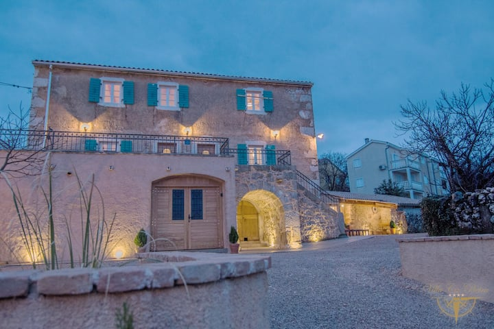 Villa Ca'Pietra, 150 years old rustic stone house