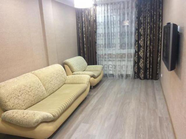 New apartments in Nur-Sultan