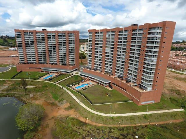 Ideal Apartamento cerca Aeropuerto JMC Llanogrande
