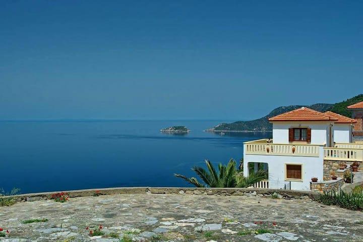 Villa Alonia House