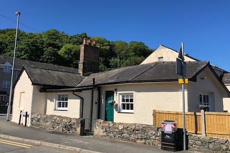 The Old Toll House - Built 1820 by Thomas Telford