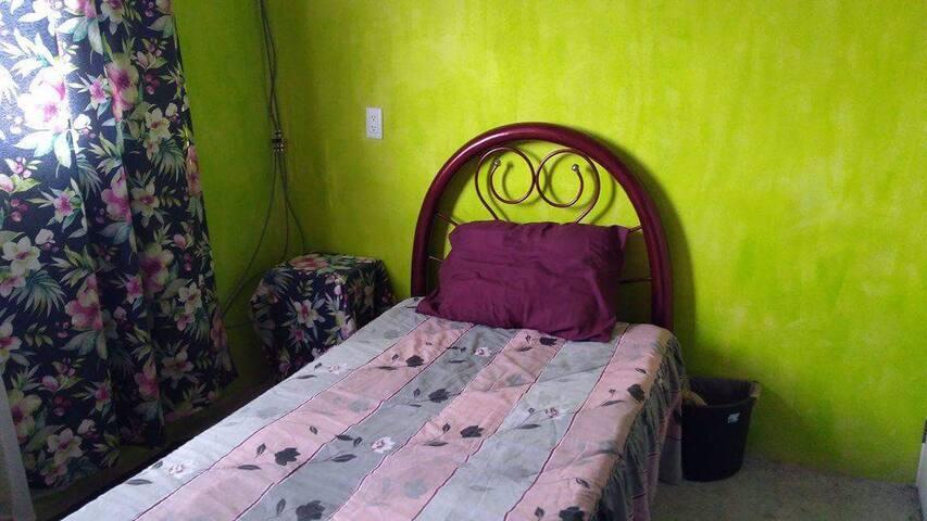 Renta de habitaciones en casa