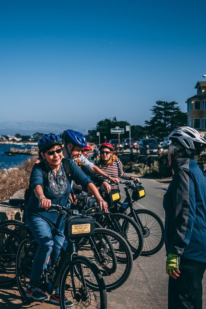 Genze E bikes move you with a  boost