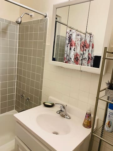 Clean, Private and Affordable room, 1bed