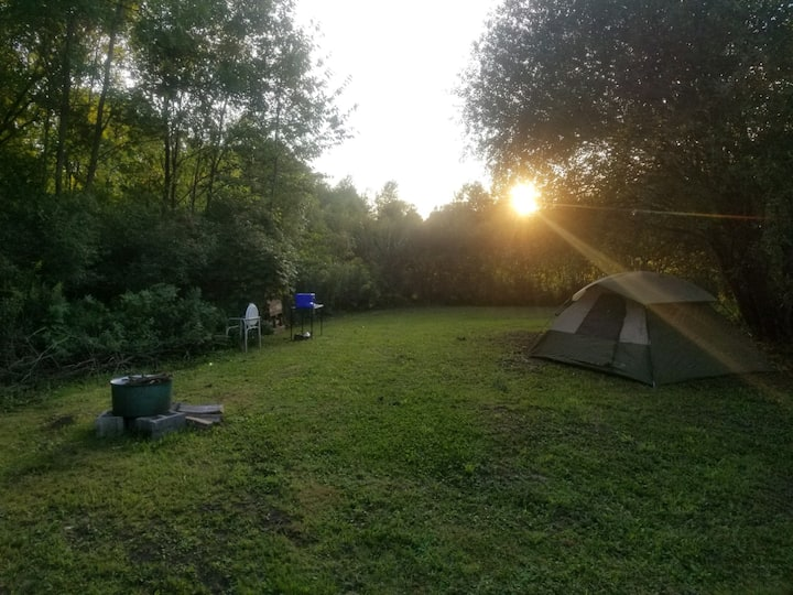 Primitive Camping (Plus) at Roseland Family Farms