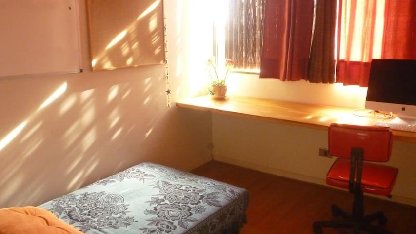 studio-space, bathroom, Santiago - Santiago - Apartment