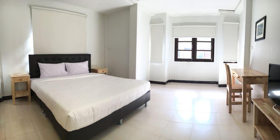3B Double room, private bathroom - Bangkok - Rumah