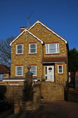 Greater London Home near to parkland .