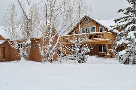 Family Home Northern New Mexico - El Rito - บ้าน