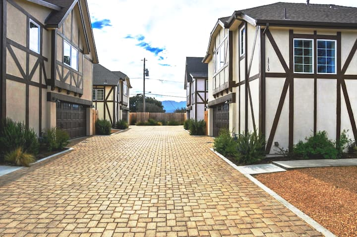 Downtown Solvang: 1514 Copenhagen Court