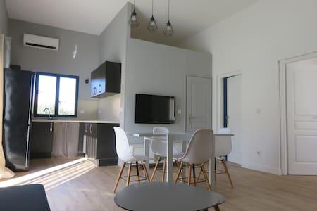 Maison Neuve avec 2 chambres - Lumio