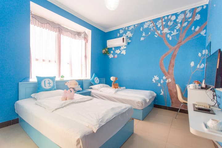 Special Twin Room |near Tianmenshan Station