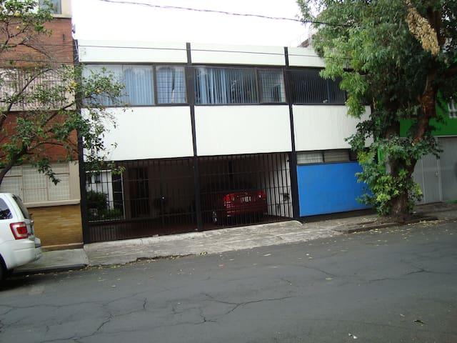 Habitaciones en Claveria - Cidade do México - Hospedaria
