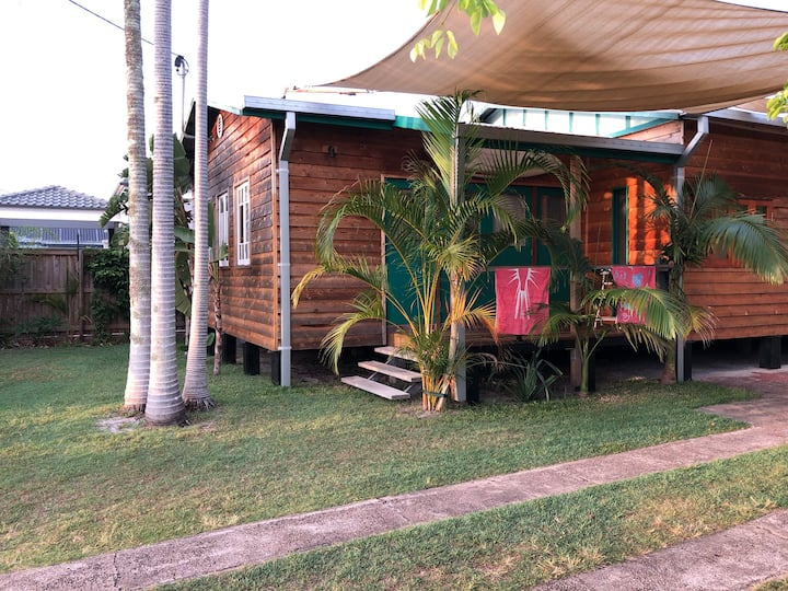 Cotton Tree Beach Cottage  1